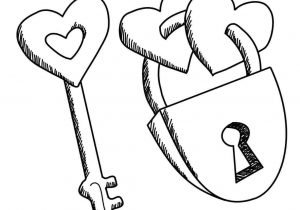 300x210 Easy Drawing Love Hearts