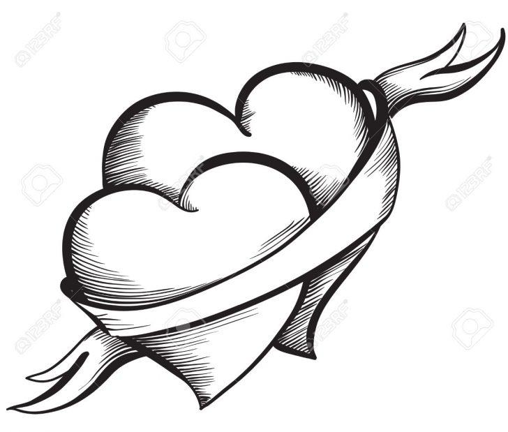 728x619 Heart Attack Drawings Artistic Love Art Realistic Cool Tattoos