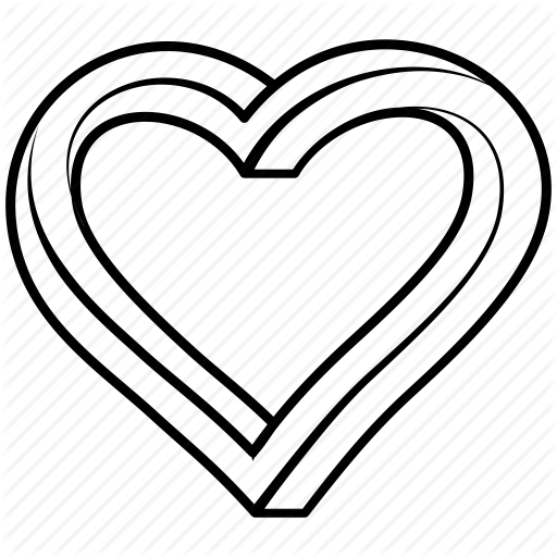 512x512 Collection Of Free Keys Drawing Love Heart Download On Ui Ex