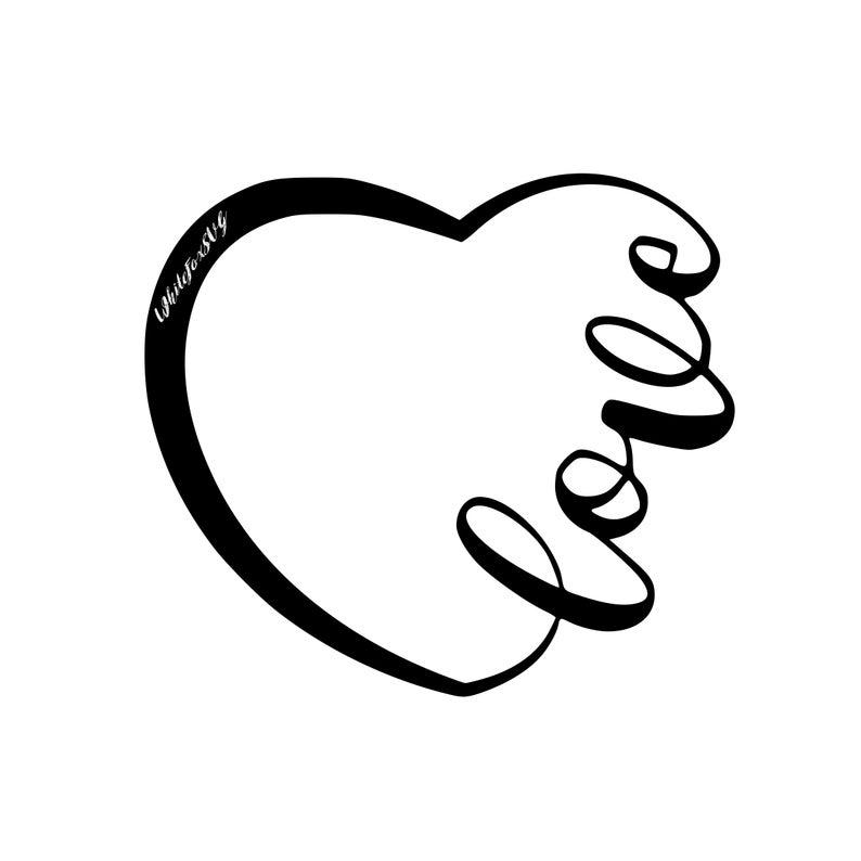 794x794 love love text love word valentine heart etsy