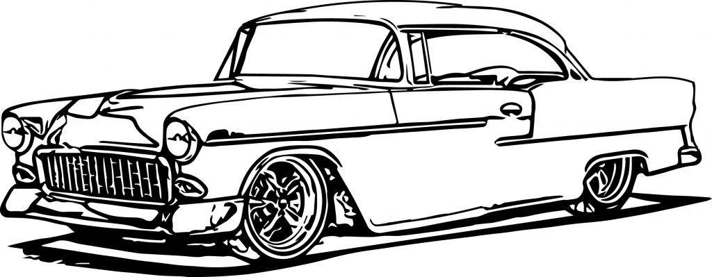 Lowrider Car Drawings
