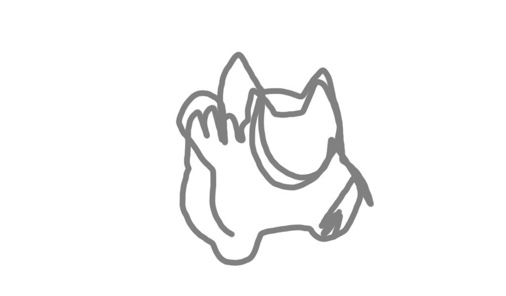 1024x600 failed attempt to draw lucky cat
