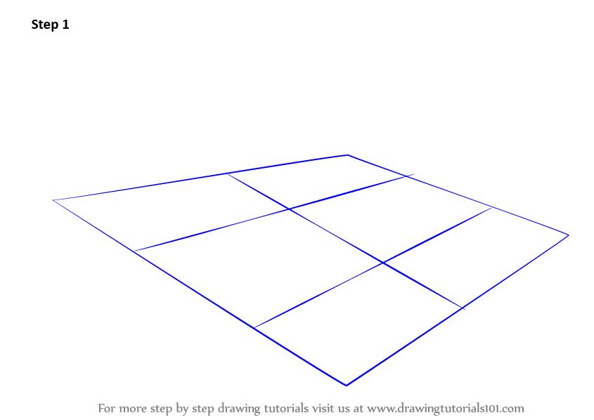845x598 Learn How To Draw Machu Picchu