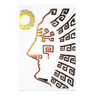 307x307 Machu Picchu Cusco Peru Drawing Invitations Stationery Zazzle Au