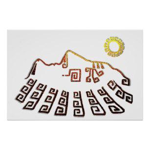 307x307 Amazing Machu Picchu Drawing Gifts On Zazzle