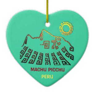 307x307 Machu Picchu Drawing Gifts Gift Ideas Zazzle Uk