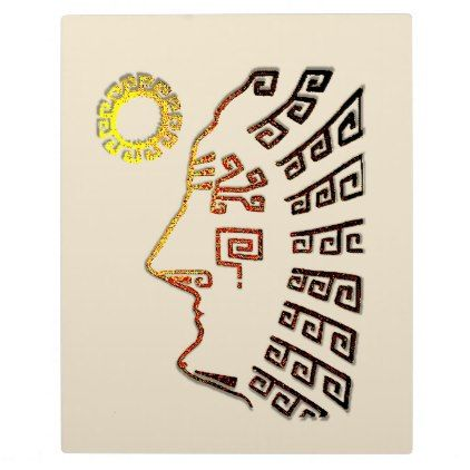 422x422 Machu Picchu Drawing Plaque Elegant Gifts Machu