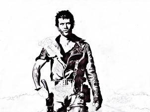 302x225 how to draw mad max, mad max, step