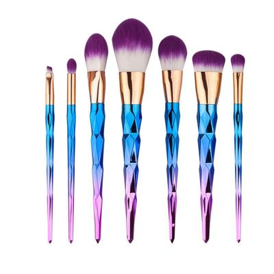 400x400 Jewel Makeup Brush Set