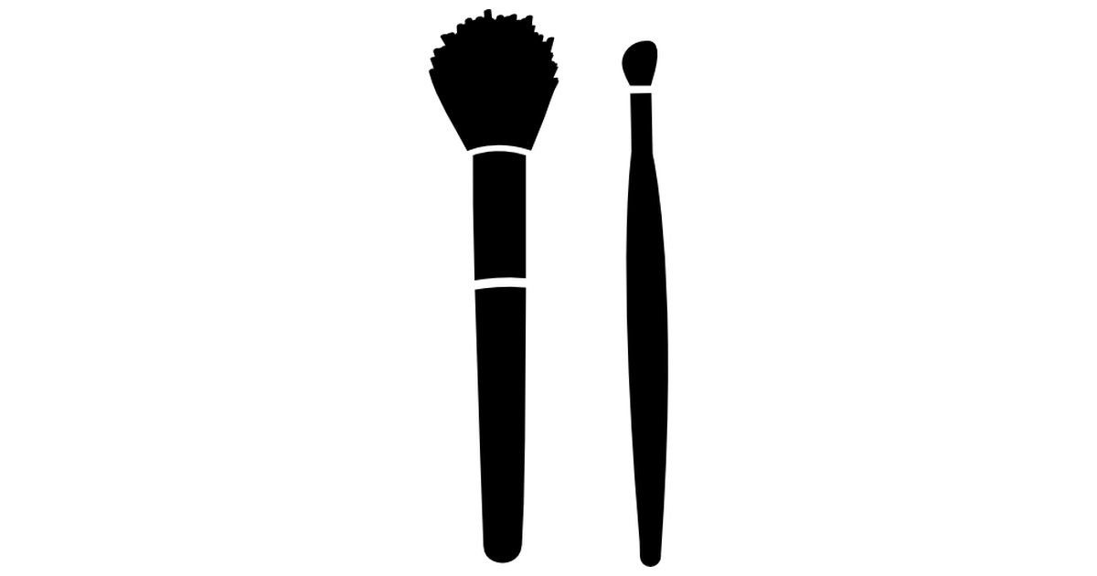 1200x630 Makeup Brushes Drawings Saubhaya Makeup