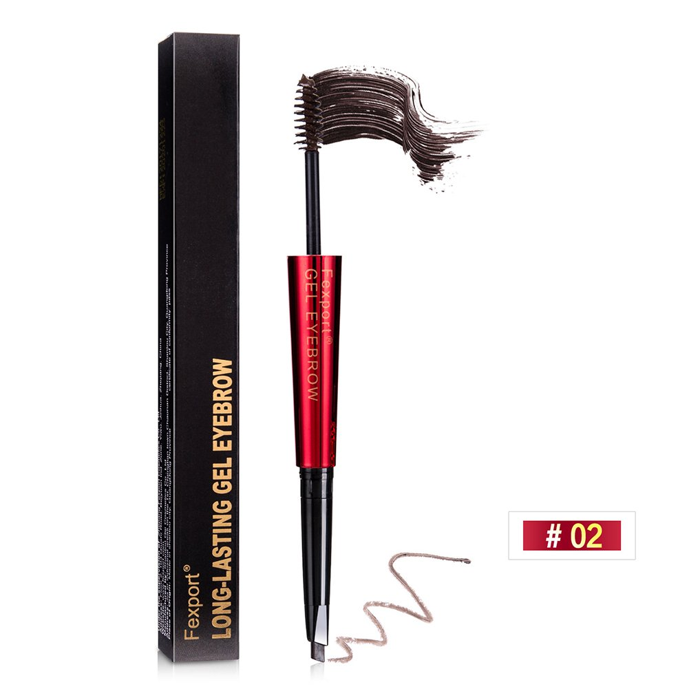 1001x1001 Yiwa Makeup Eyebrow Pencil, Waterproof Smudge Proof