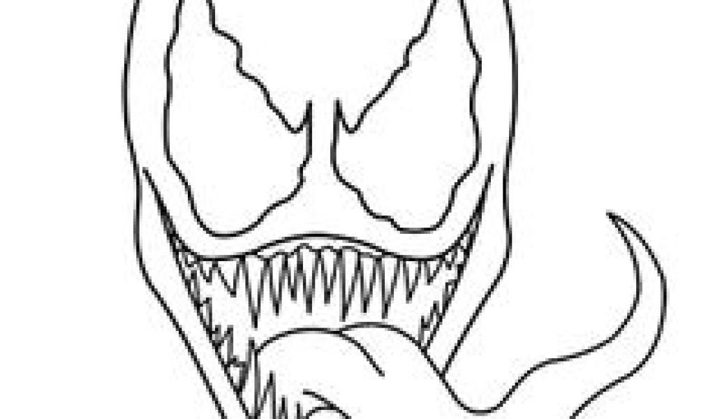 1024x600 easy venom drawings best venom halloween makeup images costumes
