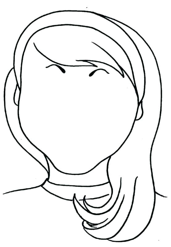 554x801 makeup face coloring pages coloring pages makeup make up face