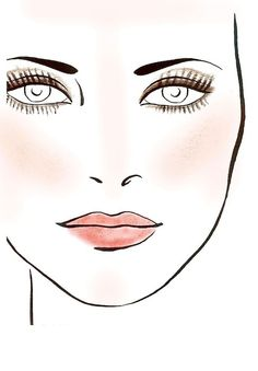 236x339 best makeup sketches images beauty makeup, gorgeous makeup