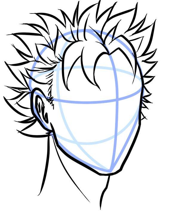 566x708 manga male short hair art anime art fantasy, manga, short hair
