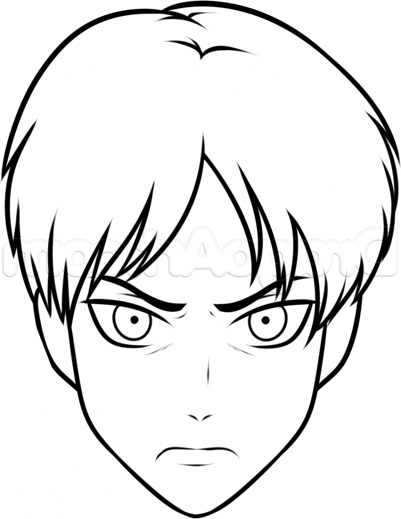 791x1024 anime male eyes drawing male eyes drawing at getdrawings free