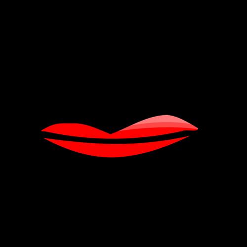 Male Lips Drawing
