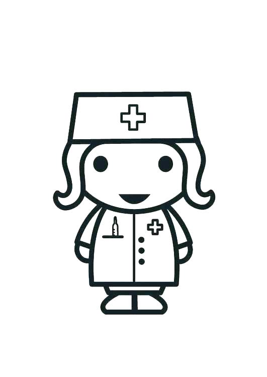 531x750 male coloring pages coloring for kids male nurse