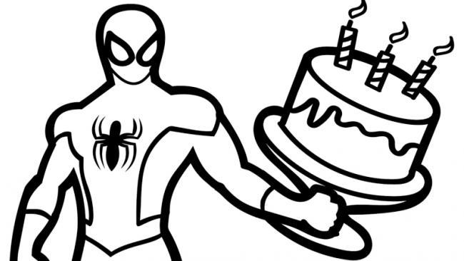 650x366 Outline Drawing Man Spider