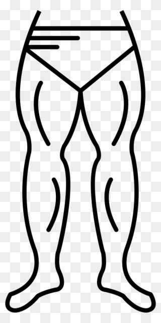320x640 This Icon Is The Outline Of A Muscular Man's Torso