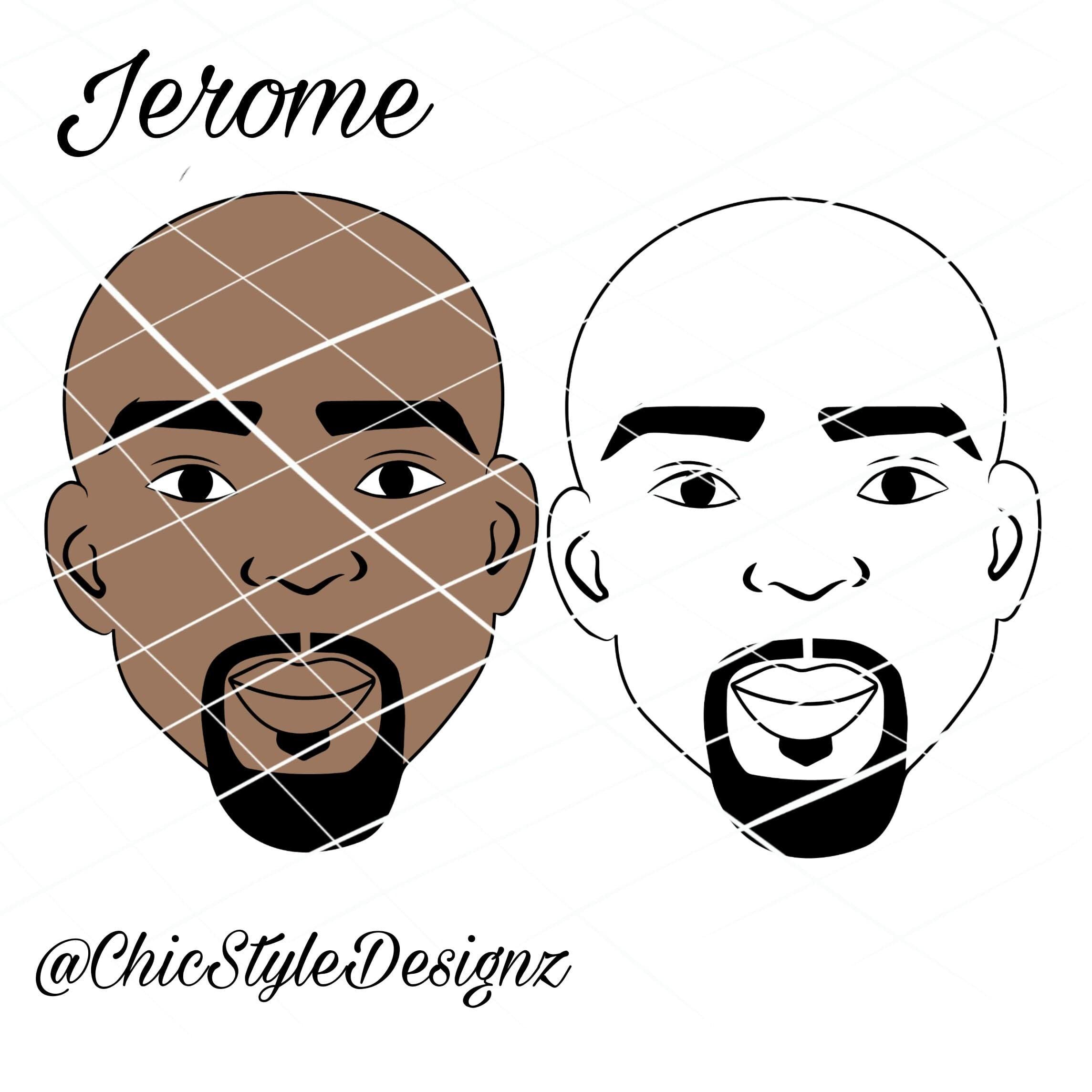 2289x2289 jerome black man black male man man with etsy