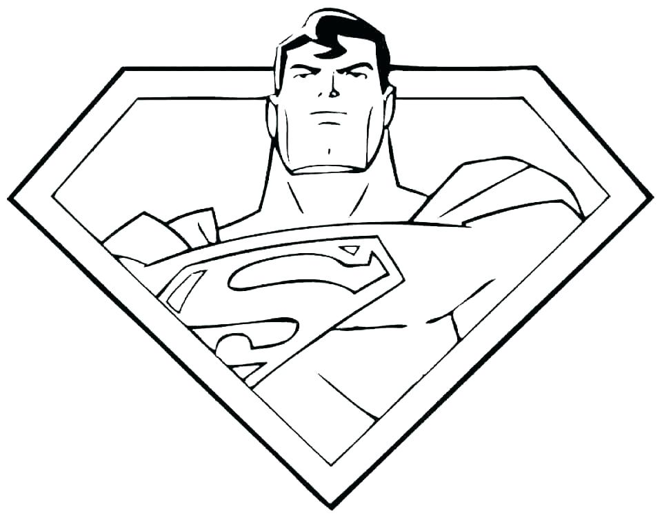 960x754 man of steel coloring pages man of steel coloring pages superman