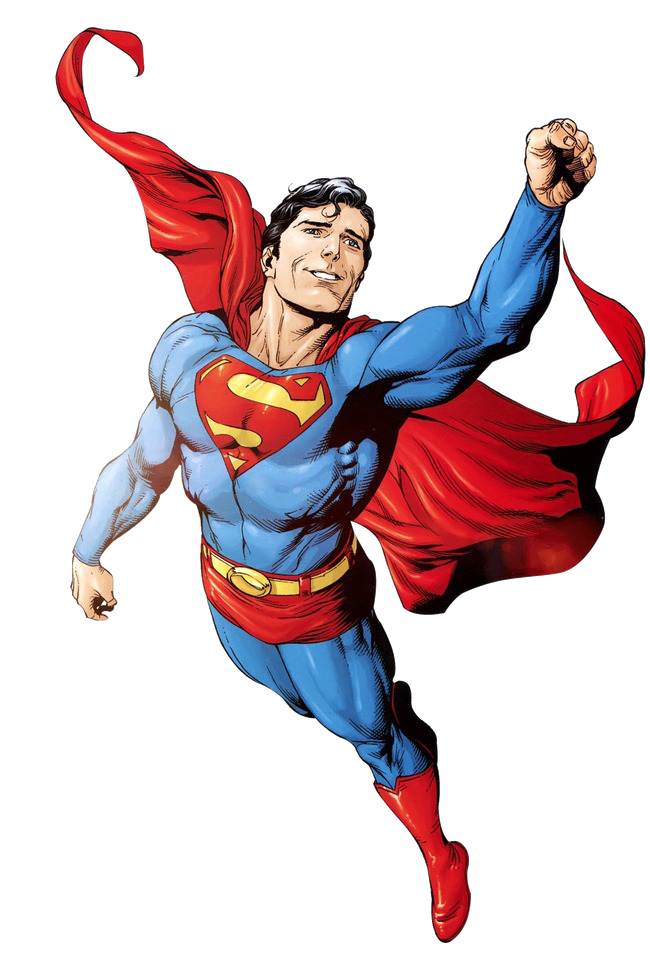 650x977 Superman Igt Superherosupervillain Caricaturas