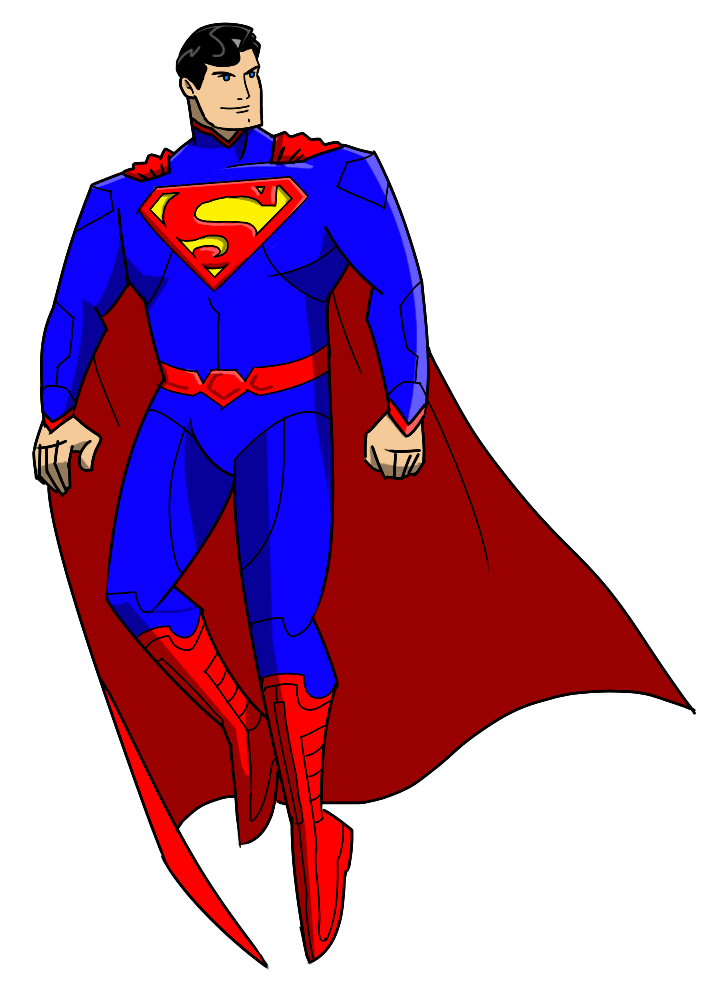 714x994 Collection Of Free Superman Drawing Man Steel Download On Ui Ex