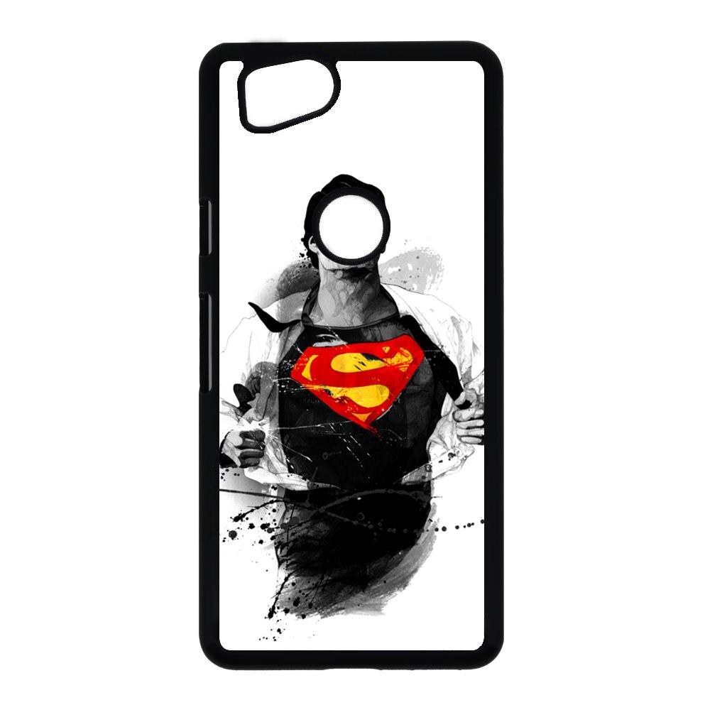 1024x1024 Superman Is Man Of Steel Google Pixel Case