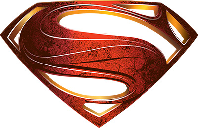 400x258 Superman Man Of Steel Logo Drawing