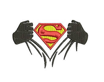 340x270 Superman Logo Etsy