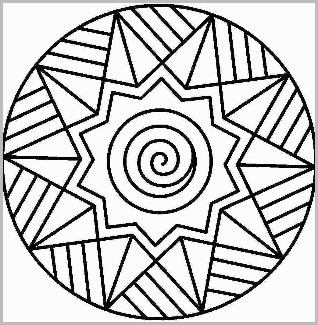 Mandala Drawing Easy Free Download Best Mandala Drawing