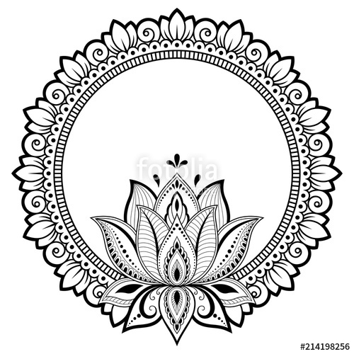 Collection Of Mehndi Clipart Free Download Best Mehndi Clipart On