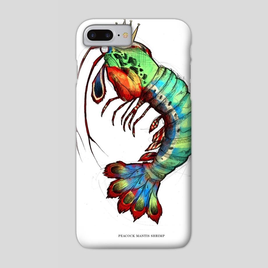 920x920 Mantis Shrimp, A Phone Case