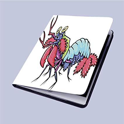 425x425 Compatible With Printed Ipad Case,mantis Shrimp