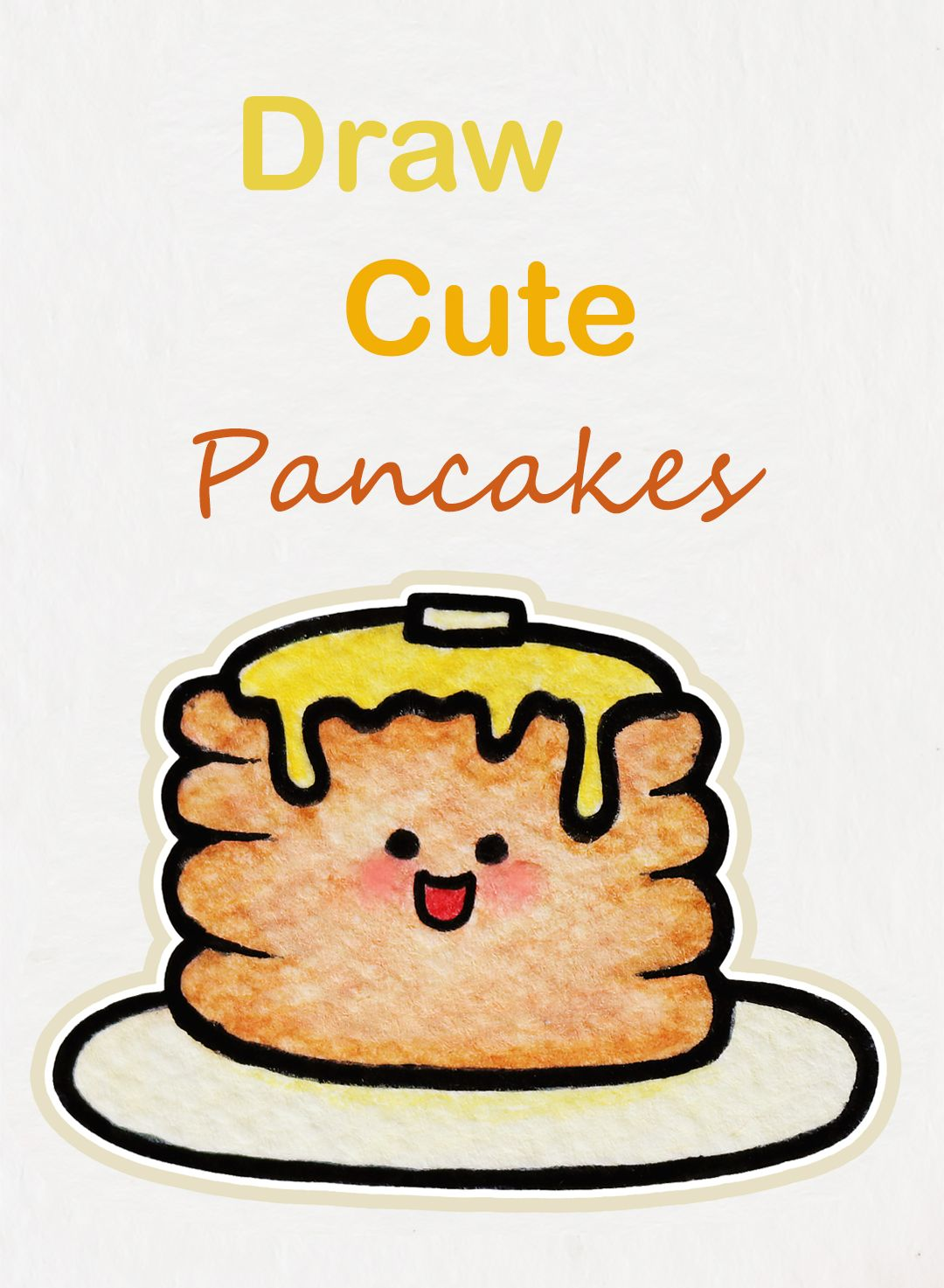 1080x1473 Huge Collection Of 'pancake Drawing' Download More Than Images