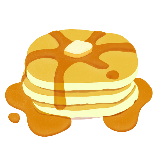 512x512 Collection Of Free Pancake Drawing Syrup Clipart Download On Ui Ex