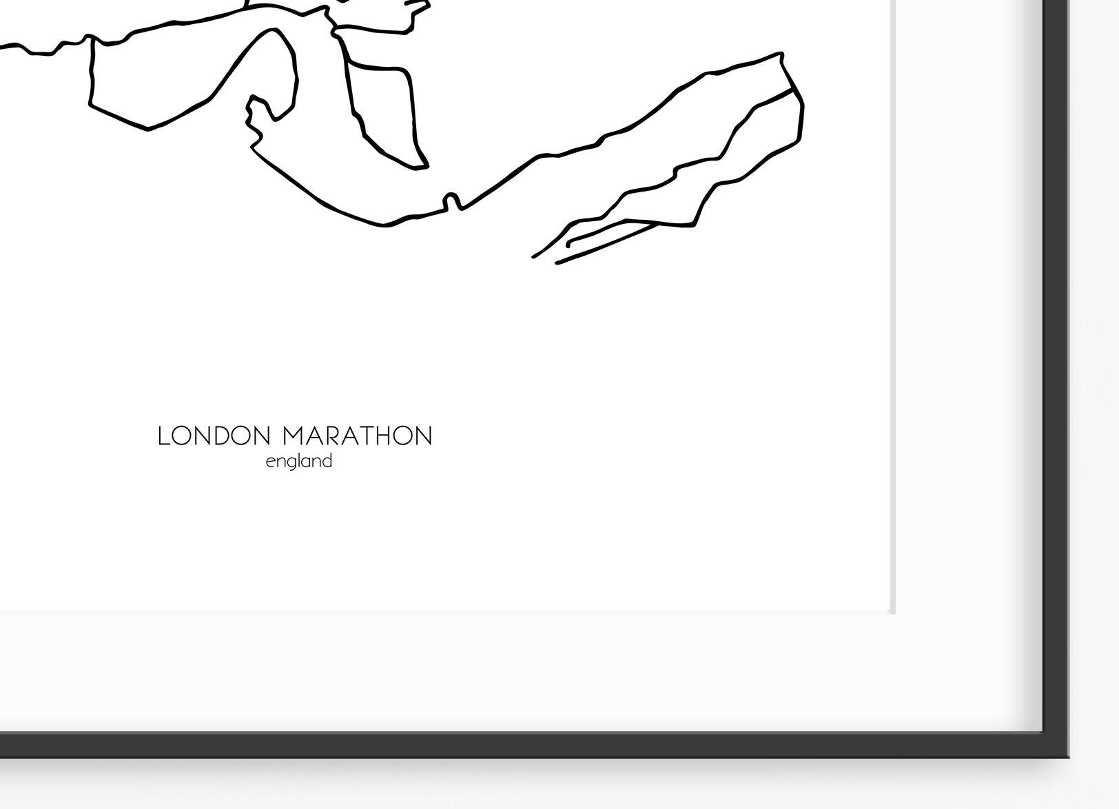 1624x1174 london marathon print x england marathon runner etsy