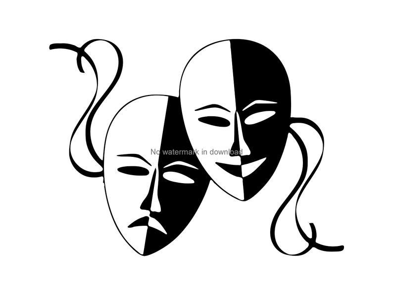 794x596 masks clipart masks mardi gras clipart masquerade etsy