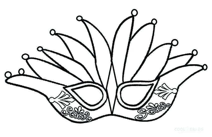 Mardi Gras Mask Drawing Free Download Best Mardi Gras Mask