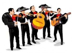300x220 Mariachi Band