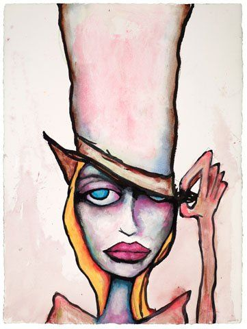 361x480 marilyn manson's original artwork marilyn manson artwork