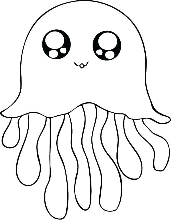 580x748 drawings of ocean animals coloring pages to draw ocean animals