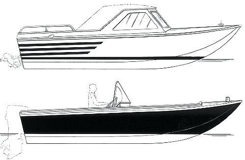 499x326 boat drawings shrimp boat plans boat pencil sketching