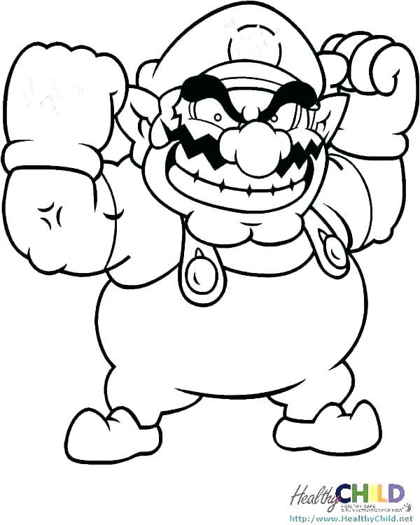 600x750 Mario Drawing Draw Super Bros Characters Tutorials Sjmedia