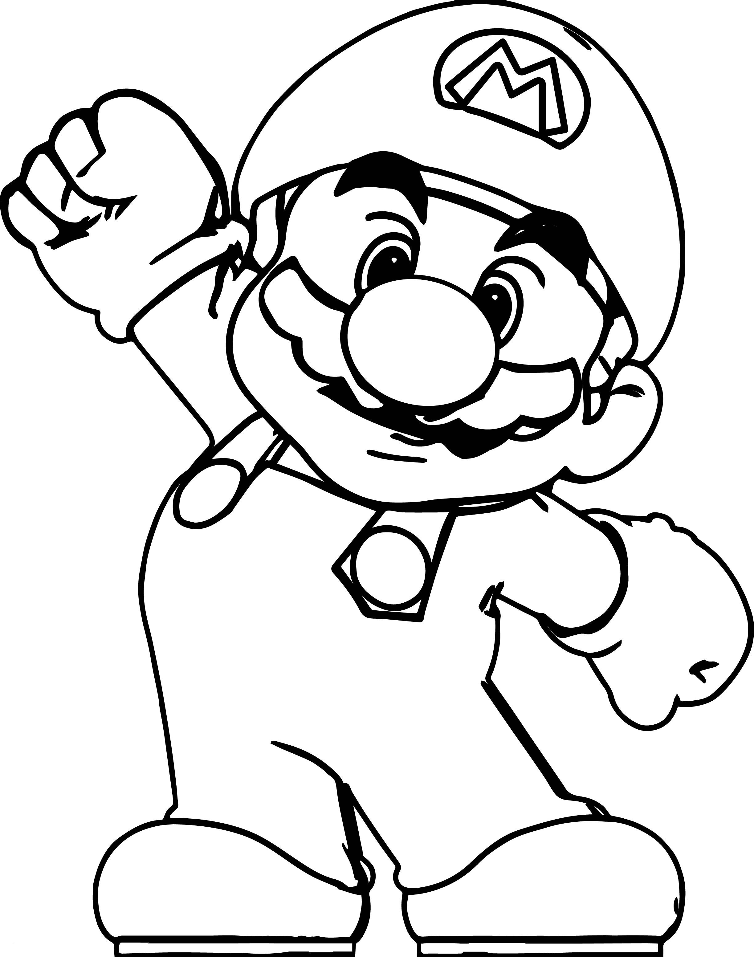 Mario Brothers Drawings | Free download on ClipArtMag