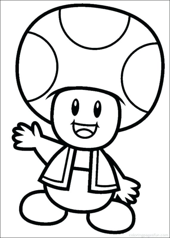 Mario Character Drawings | Free download on ClipArtMag