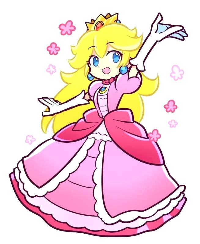 654x800 draw princess peach how to draw princess peach from super mario