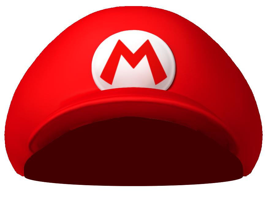 Mario Hat Drawing