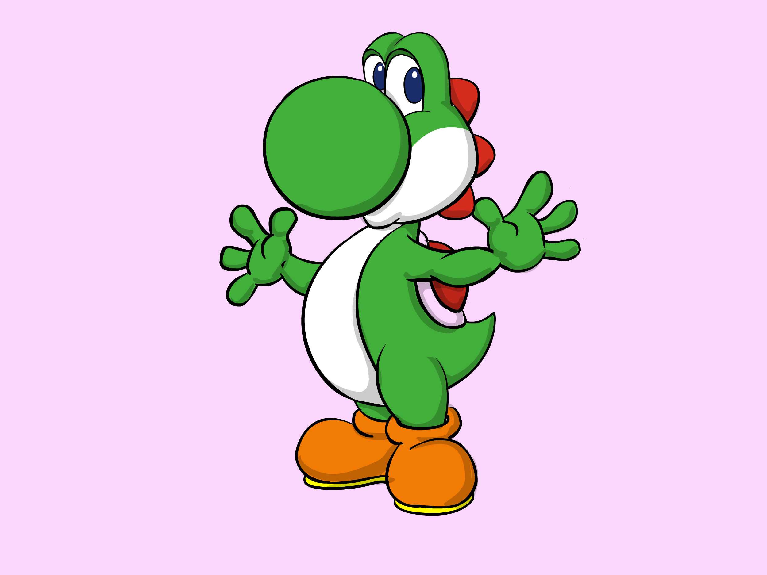 Mario Kart 8 Drawings